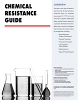 PolySpec THIOKOL Chemical Resistance Guide